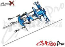 CopterX CX450PRO-01-01 Metal Main Rotor Head Set Align T-rex Trex 450 SE AE PRO