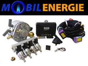 KME Nevo Pro mit OBD Komplett Anlage Autogasanlage Autogas LPG 4-Zylinder Irene