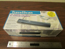 TravelScan Scanner For Notebook Computers Windows XP PageManager 6.0 NOS