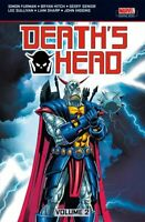 Death's Head: Volume 2 by Steve Parkhouse Paperback Book The Fast Free Shipping