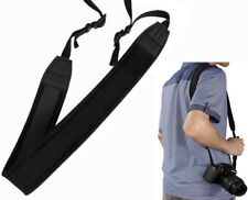 NECK STRAP BELT SHOULDER NEOPRENE  COMPATIBILE CON LEICA D-LUX 6 5 4 3 2 TYP 109