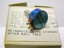 2 Mil-Spec Vintage DeJur C-078 / 5905-501-8505 30k 1/2W Potentiometers