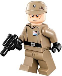Lego Star Wars Minifigura Imperial Officer Set 75082 75106 - Nuevo 100% Original