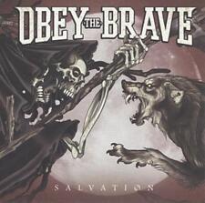 Obey the Brave-salut-CD