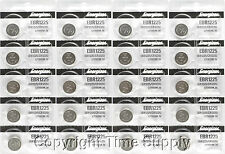 20 pcs 1225 Energizer Watch Batteries CR1225 CR 1225  3V Lithium Battery