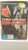 Mission Impossible 3 [ DVD ] NEW & SEALED, Region 4,FREE Next Day Post from NSW