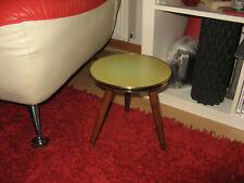 Tisch 50er Jahre Blumenhocker Beistelltisch 50th rund mid century vintage