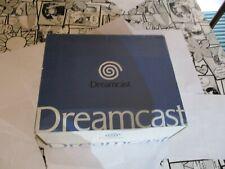A89 CONSOLE SEGA DREAMCAST PAL E MK-5501055 COMPLETE CIB DREAM CAST SDC DC ITA