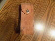 Klein Tools Leather Tool Pouch Stamped 5137
