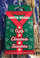 Disney Ugly Christmas Sweater Mystery Pin Box Containing Two Random Pins 2 Pins