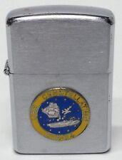 VINTAGE MARKSMAN XL-1506, U.S.S. CONSTELLATION CVA-64 LIGHTER, VGC, NICE