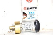NEW NIB GE CAR PROJECTION PROJECTOR LAMP BULB 150 watts 120 volts