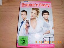 DOCTORS'S DIARY  MÄNNER SIND... STAFFEL 1 2 DVD NEUWERTIG