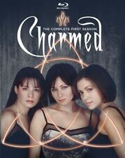 CHARMED TV SERIES THE COMPLETE FIRST SEASON 1 New Sealed Blu-ray