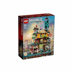 LEGO 71741 - Ninjago® - Die Gärten von NINJAGO® City