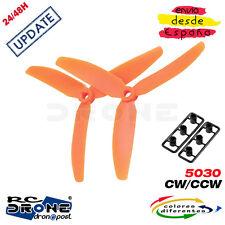 Hélices 5030 Update HUBSAN F210/H250/H280 QAV250 Racer250/TL250H/260/280/300