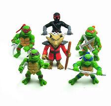 "TMNT Teenage Mutant Ninja Turtles Splinter Foot Clan Collection 2"" Action Figure"
