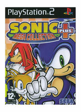 New Sealed, Sonic Mega Collection Plus Sony PlayStation PS 2 Video Game