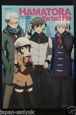JAPAN Yuuki Kodama: TV Anime Hamatora Perfect File