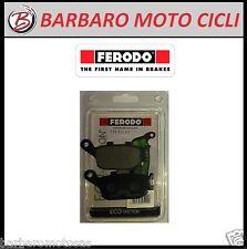 COPPIA PASTIGLIE FRENO POSTERIORI FERODO HONDA HORNET 600