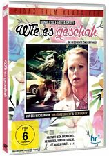 Wie es geschah - DVD Film Drama Reinhild Solf Jutta Speidel Pidax Neu Ovp
