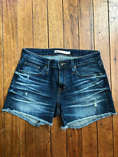 Women's Big Star Maddie Cutoff Jean Shorts Size 26