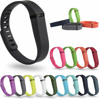 Replacement Silicone Wrist Band Strap Wrist Bracelet for Fitbit Flex - Large