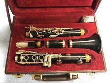 W. Schreiber Limited Edition WSLE-S Clarinet with Original Case