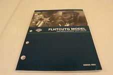 HARLEY DAVIDSON OEM TOURING FLHTCUTG 2009 PARTS CATALOG 99602-09A
