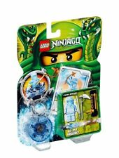 Lego Ninjago 9590 NRG Zane Spinner NEW Sealed White Ninja Retired Hard to Find