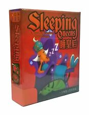 Party Family Card Game SLEEPING QUEENS English / Chinese Ver. (For 2~5 Players)