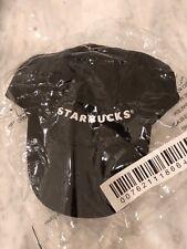 4012cc129ee50 New listing Authentic Starbucks Barista Black Baseball Cap w  Adjustable  Strap -Brand New!