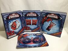 Spiderman Beach Inflatables Pool Toys Mat Ball Arm Bands Swim Goggles Raft NEW