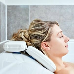 Bath Pillow | Bath Pillows For Head And Neck Support, Waterproof