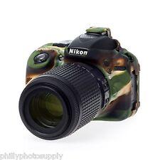 easyCover Armor Protective Skin for Nikon D5300 (Camouflage)-> Bump Protection!