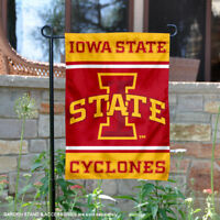 Iowa State University Garden Flag and Yard Banner