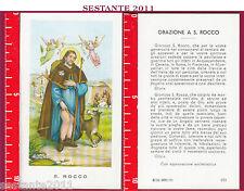 593 SANTINO HOLY CARD S. SAN ROCCO ED G MI ED. G MI. 271