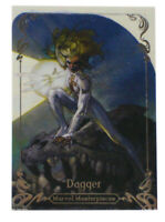 2018 Upper Deck Marvel Masterpieces Dagger Base Card #19 Bianchi 1358/1999