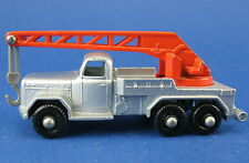 MATCHBOX no 30-MAGIRUS-DEUTZ Crane Truck-LESNEY regular wheels -- MODEL gru