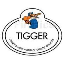 HTF OLD LE Disney pin Cast Member Name Tag Tigger Wide World of Sports Baseball