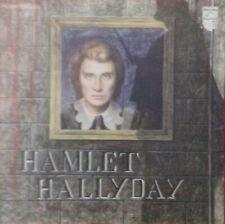 HAMLET HALLYDAY VINYLS DOUBLE 33T D'après WILLIAM SHAKESPEARE PARFAIT ETAT
