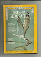 National Geographic May 1970 - Yugoslavia, Truslow, Lake Rudolf, Outer Hebrides