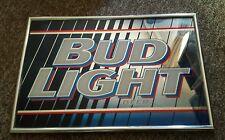 1998 Classic Bud Light mirror