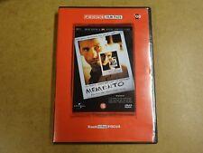 DVD / MEMENTO ( GUY PIERCE, CARRIE-ANNE MOSS, JOE PANTOLIANO )