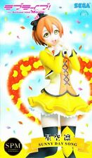 "Rin Hoshizora SPM Figure ""Sunny Day Song"" anime Love Live! SEGA official"