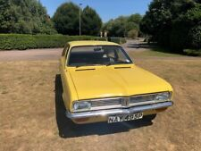 1976 Vauxhall Viva L 4 door low miles fitted 1800cc 16V RedTop motor and 5 speed