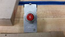 Aircraft Warbird circuit breaker switch Klixon PSM-6N Sealed