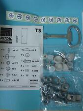 Rittal Zubehörbeutel TS8 021017 Schaltschrankschlüssel Nr 5 2531.000 Erdungskit
