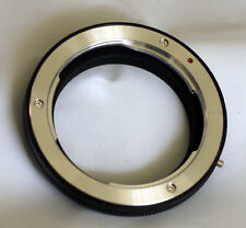 Contax C/Y CY Yashica lens adapter to 4/3 Olympus E-5 E-3 E-30 E-620 E-600 E-450