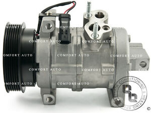 A/C Compressor Fits: 300 - Challenger - Charger - Magnum V8 5.7L 6.1L see Chart